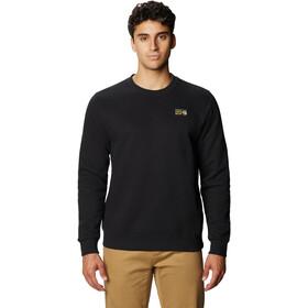 Mountain Hardwear Classic MHW Logo Crew Neck Sweatshirt Men, black